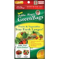 8 Count GreenBags