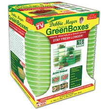 16 Count Ultra Lite Green Boxes