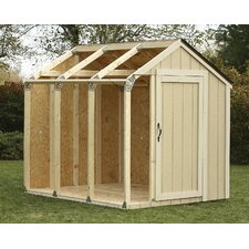 Shed Kit for Peak Roof