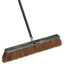 "<strong>Cequent Laitner Company</strong> 24"" Push Broom"