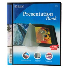 10 Pocket Presentation Book