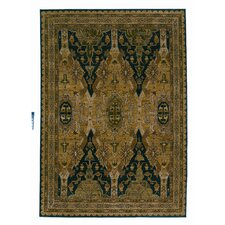 Home Nylon Cape Jewel Ebony Rug