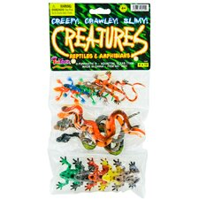 Reptiles and Amphibians Toy