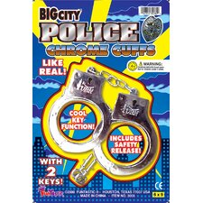Chrome Handcuff