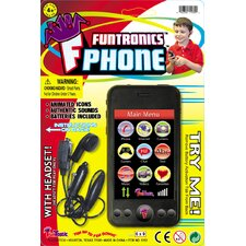 <strong>Funtastic</strong> Cell Phone Toy
