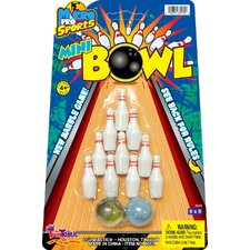 <strong>Funtastic</strong> Mini Bowling Set
