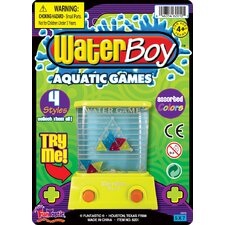 Aquatic Water Boy Game