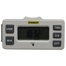 Large LCD Digital Timer