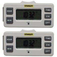<strong>The Ncc Ny</strong> Digital Indoor Timer (Set of 2)