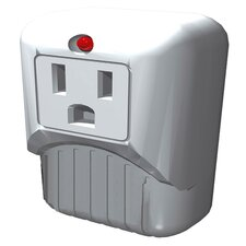 Single Outlet Surge Adapter