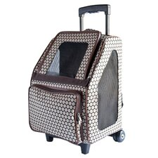 <strong>Petote</strong> Rio Classic Wheeled Pet Carrier