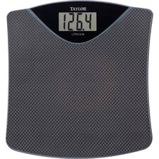 Lithium Digital Scale in Black