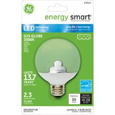 2.3W (3000K) LED Light Bulb