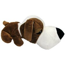 <strong>Boss Pet Products</strong> FatHedz Beagle Dog Toy