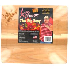 Larry The Cable Guy The Big Easy Cedar BBQ Plank