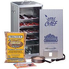 <strong>Luhr Jensen</strong> Little Chief Home Electric Smoker