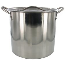 <strong>Bradshaw</strong> Stock Pot with Lid