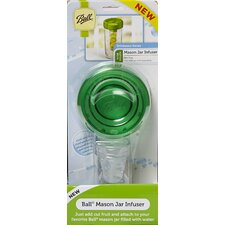 Ball® Mason Wide Mouth Jar Infuser