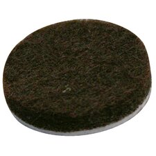 "1.5"" Self Stick Felt Pad (Set of 8)"
