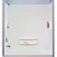 <strong>Masco Bath</strong> 3 Piece Distinction Tub Wall