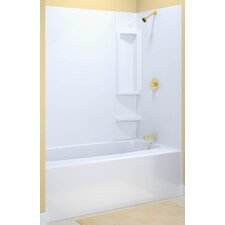 5 Piece Accent Tub Wall