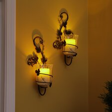 Pacific Accents Mendocino Wall Sconce