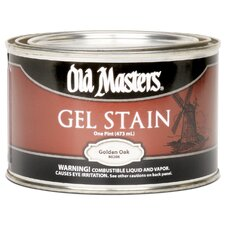 <strong>Old Masters</strong> 1 Pint Golden Oak Gel Stain