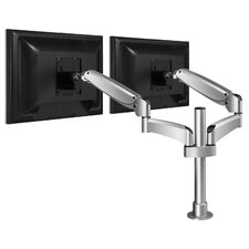 Ergonomics Poise Dual Monitor Arm