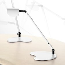 "Ergonomics Astra Single Arm LED Task Light 16.75"" H Table Lamp"