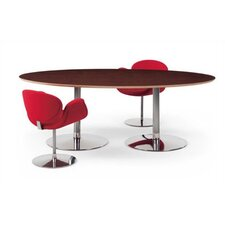 <strong>Artifort</strong> Oval Conference Table by Pierre Paulin