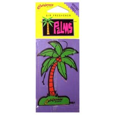 Monterey Vanilla Palms Hang Outs Car Air Freshener