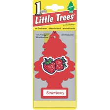 Strawberry Little Tree Air Freshener