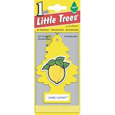 <strong>Car-freshner</strong> Lemon Little Tree Air Freshener