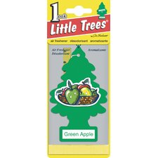 Green Apple Little Tree Air Freshener