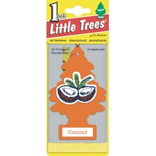Coconut Little Tree Air Freshener