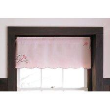 "Pink Blossom 54"" Curtain Valance"