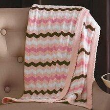 Pink Blossom Blanket
