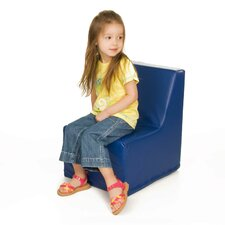 <strong>Foamnasium</strong> Straight Back Kids Novelty Chair