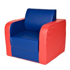 <strong>Foamnasium</strong> Pullout Kids Club Chair