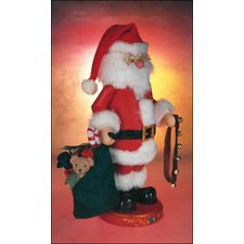 Heirloom Collectible Nutcrackers by Zim's Santa Claus