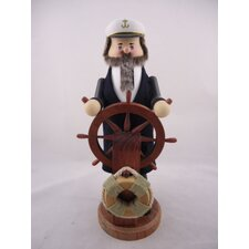Heirloom Collectible Nutcrackers by Zim's Ship Captain