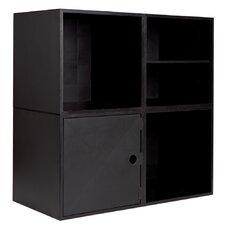 Modular 4 Cube Storage System