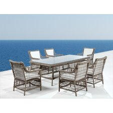 <strong>Beliani</strong> Pescara 7 Piece Dining Set