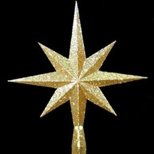 8 Point Star Tree Topper