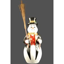 <strong>Queens of Christmas</strong> Frosty Snowman Ornament
