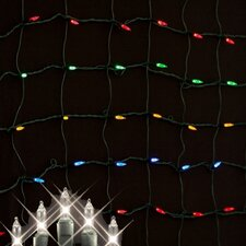 <strong>Queens of Christmas</strong> Minilights 150 Light Net Light