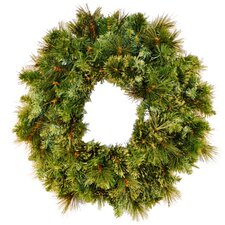 Blended Pine Wreath