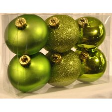 <strong>Queens of Christmas</strong> Smooth Onion Ornament (Set of 6)