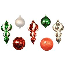 <strong>Queens of Christmas</strong> Ornament Kit (Set of 7)