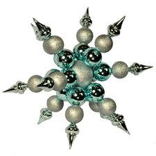 <strong>Queens of Christmas</strong> Starburst Ornament